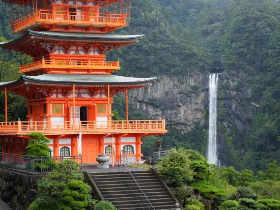 Nachi Mitaki Falls