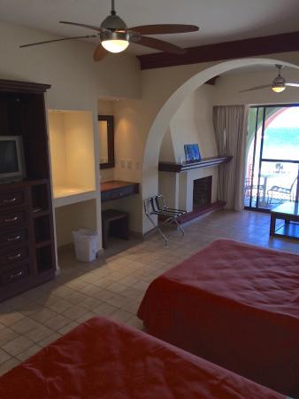 Hotel Palmas de Cortez: Room number 42