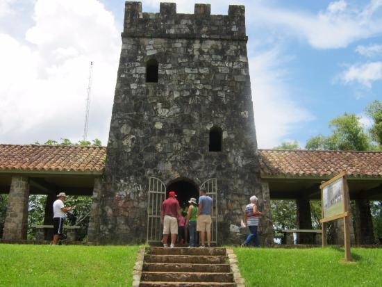 Torre De Piedras Maricao Puerto Rico Picture Of La Torre De Piedra Maricao Tripadvisor