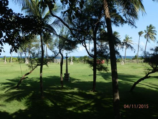 Vgp Golden Beach Resort Through The Room Window