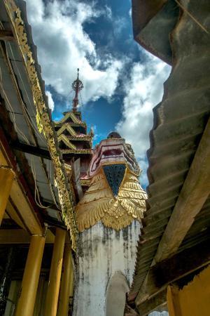 Rakhine State, Myanmar: Mahamuni Pagoda by Sigit Pramono