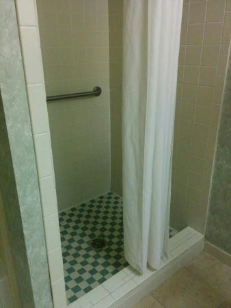Motel 6 Roanoke, VA: Room 160