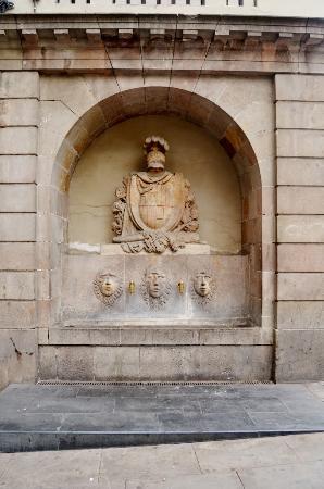 Font Pla de la Boqueria