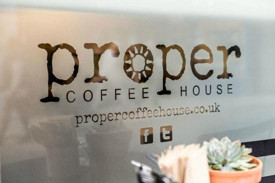 Proper Coffee House