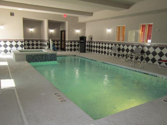 Best Western Plus Laredo Inn Suites Indoor Swimming Pool