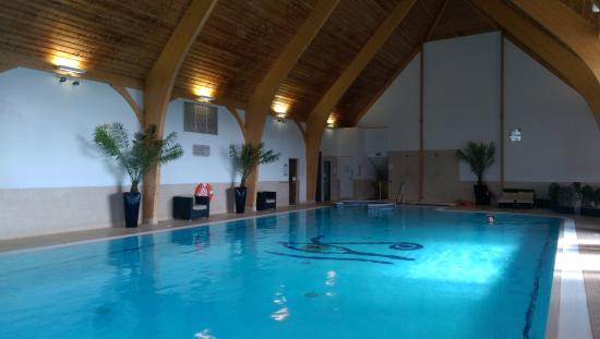 The Spa Pool Very Clean Picture Of Lythe Hill Hotel