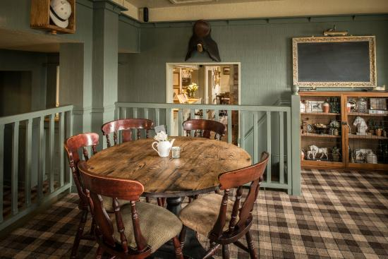 Tickton, UK: Crown & Anchor - Polo Room