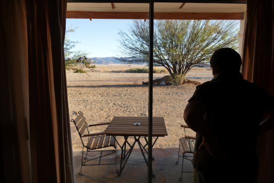 Betesda Lodge & Camping: Weiter Blick