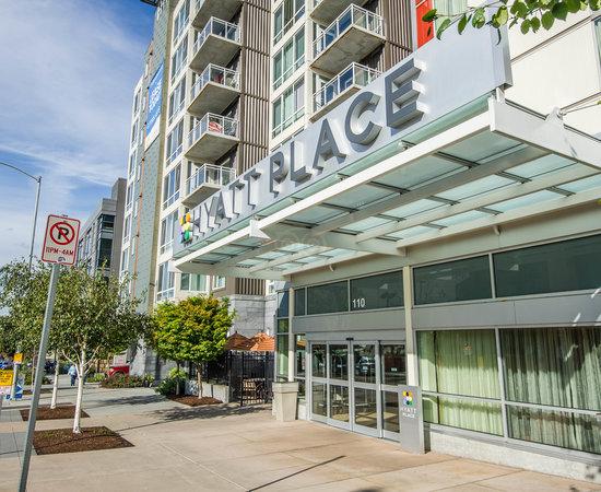 Hyatt Place Seattle Downtown 139 ̶1̶7̶5̶ Updated 2018 Prices Amp Hotel Reviews Wa