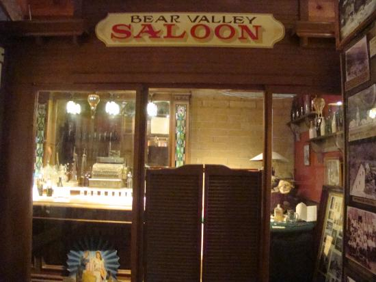 Mariposa Museum and History Center: A Saloon, Mariposa Museum and History Centre