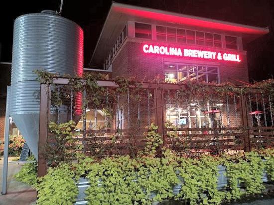 Carolina Brewery: outside