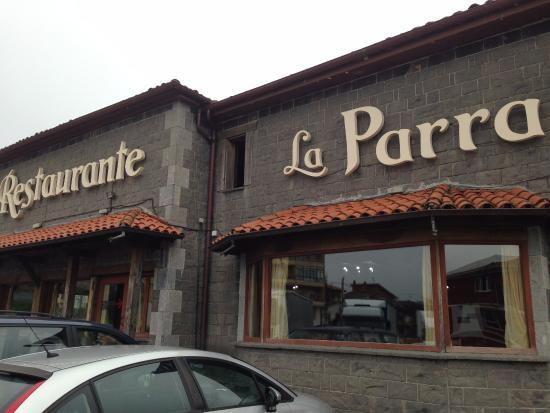Hotel - Restaurante La Parra La Franca