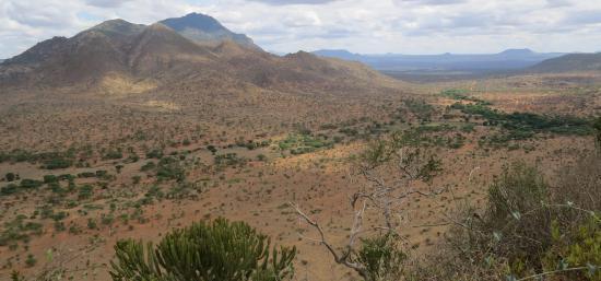 Roaring Rocks: view