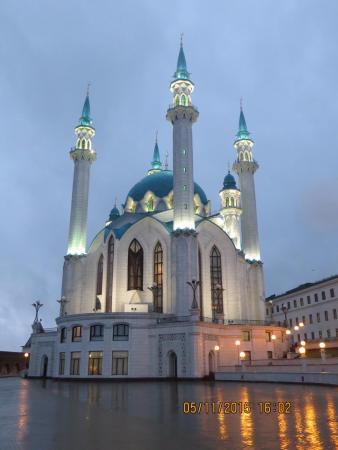 Regina On Baumana: Мечеть Кул-Шариф