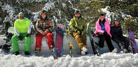 Flat Top, WV: Group Ski Deals.