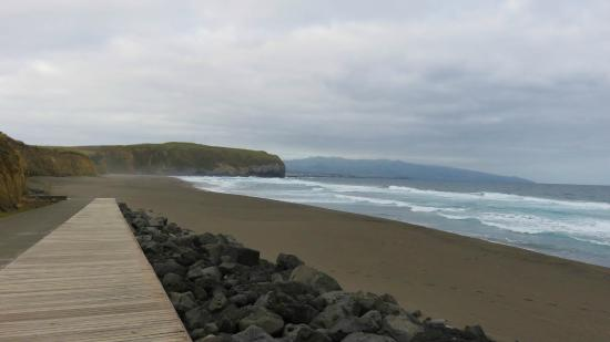 Azores GreenMark - Feel the Azorean Nature: St.ª Barbara´s beach