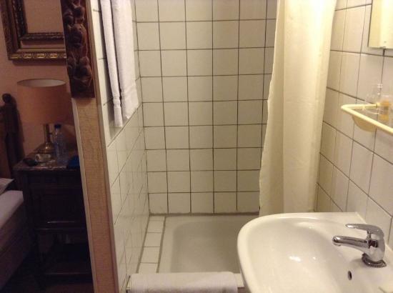 Residence Rembrandt: Shower