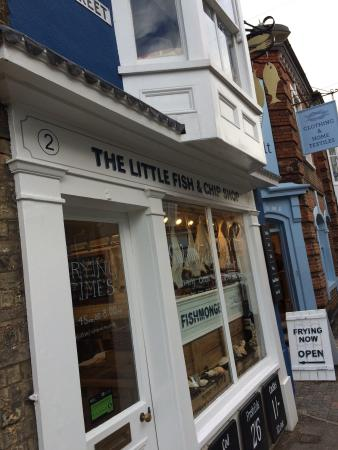 ‪The Little Fish and Chip Shop‬