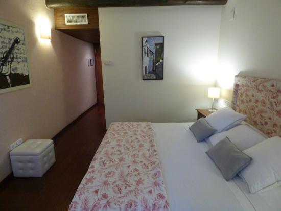 Hotel Los Arcos: Habitación doble
