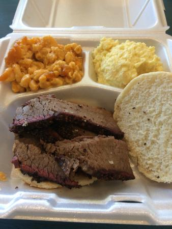Winona Lake, IN: Brisket meal