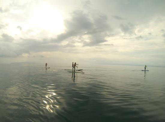 Costa Rica Stand Up Paddle Boarding: Peaceful paddle boarding adventure with Agua Vida