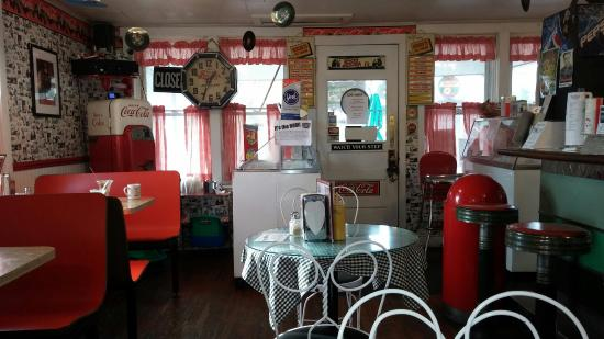 Mount Pleasant Mills, Pensilvania: Cruisers Cafe