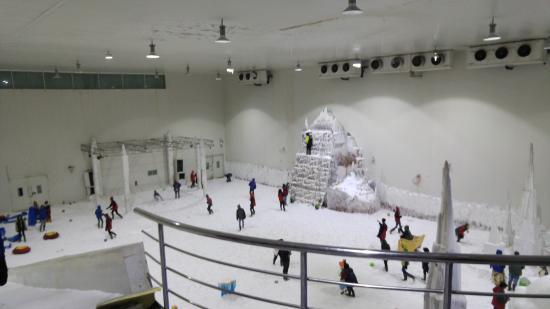 Snow city bangalore