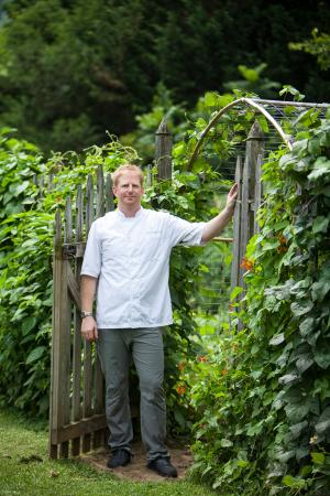 The Ashby Inn: Chef Patrick Robinson