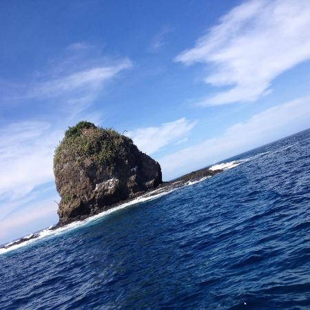 Playa Hermosa, Κόστα Ρίκα: Monkey Head