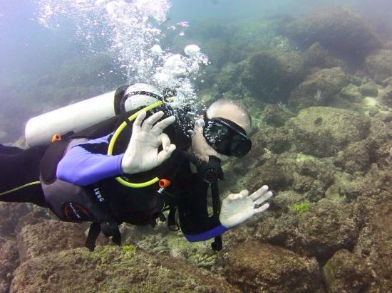 Playa Hermosa, Κόστα Ρίκα: At Monkey Head