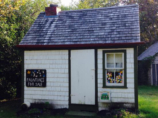 Maud Lewis Replica House