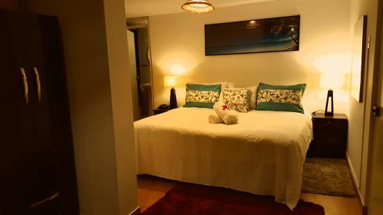 Hotel Ollanta: 404