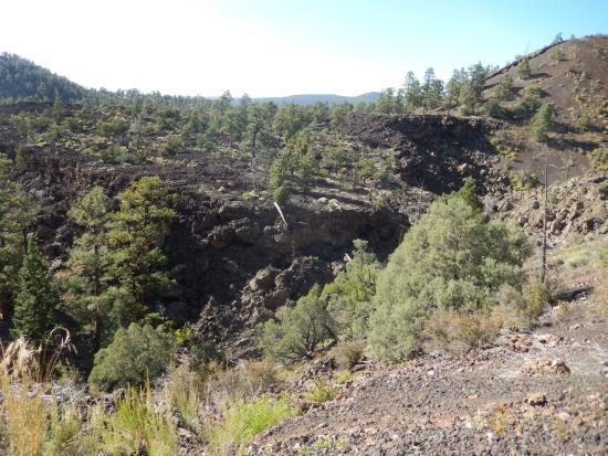 Land of Fire & Ice (Bandera Volcano & Ice Cave): de vulkaan