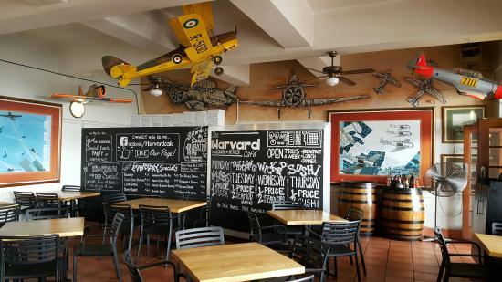 Harvard Cafe