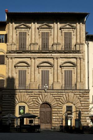Palazzo Uguccioni: Palace Facade