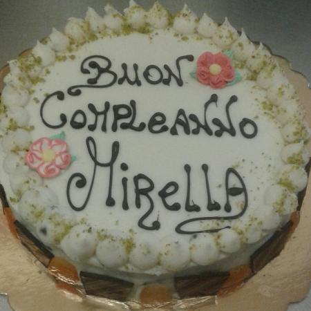 Buon Compleanno Eleonora Torta Alla Ricotta E Buffet Rustico Mignon