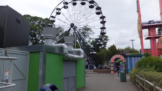 Τάμγουορθ, UK: Big Wheel