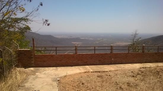 Portalegre, RN: Portal da Serra