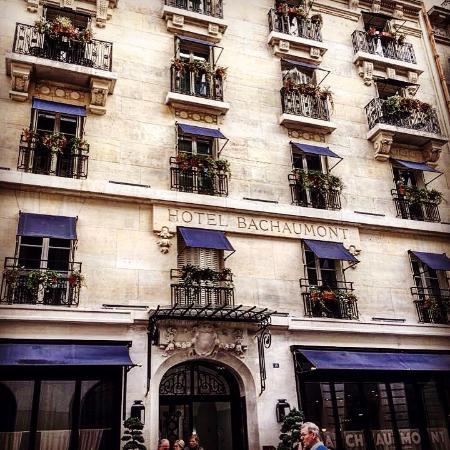 Hotel Bachaumont Photo De H Tel Bachaumont Paris