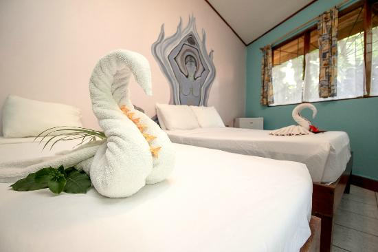 KayaSol Surf Hotel: Cabina Piscina