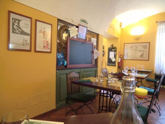 Desana, Itália: sala pranzo