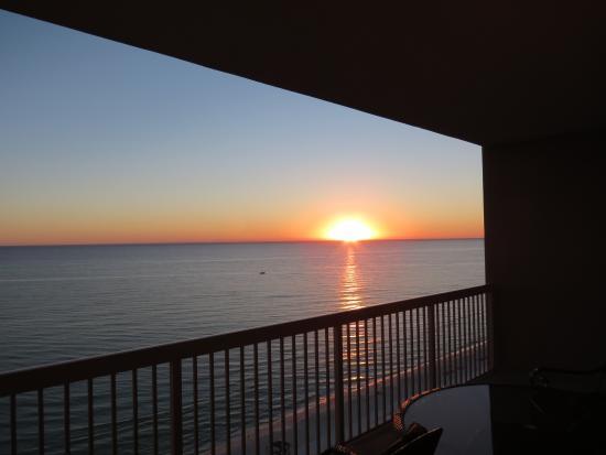 Sunrise Beach Resort Balcony View