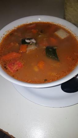 Scottsbluff, Νεμπράσκα: 7 Mares  (Seafood Soup )