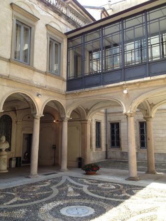 Interno picture of palazzo morando milan tripadvisor for Palazzo morando
