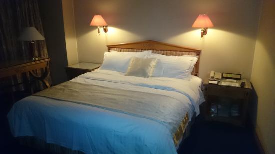 Asia Hotel: Bedroom