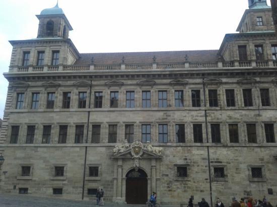 Nurnberger Rathaus