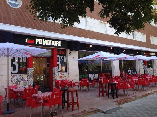 imagen Pomodoro en Huelva