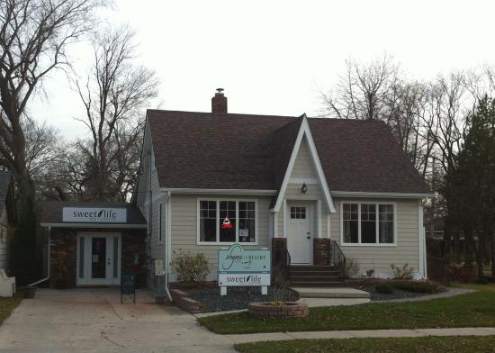 Located in a character home on Reimer Avenue in Steinbach