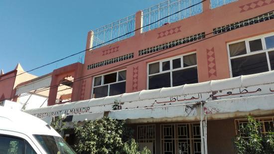 El Kelaa M'gouna, Maroko: Almanadir
