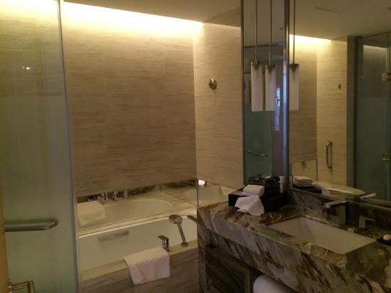 Jimo, Cina: Bathroom